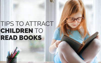 Tips to Attract Children to Read Books